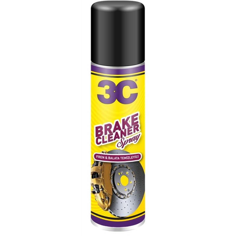 3C - Fren & Balata Temizleyici 500 ml