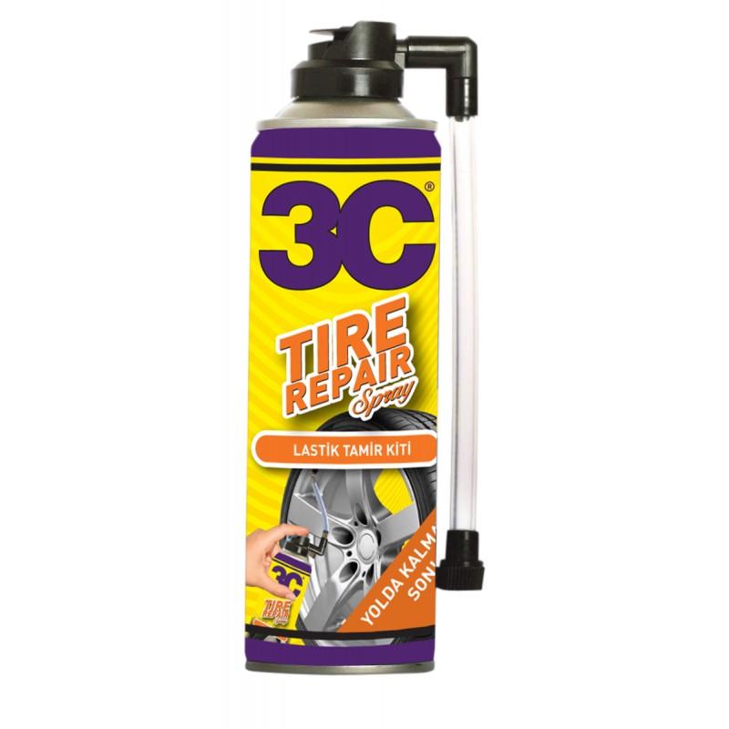 3C - Lastik Tamir Kiti 400 ml