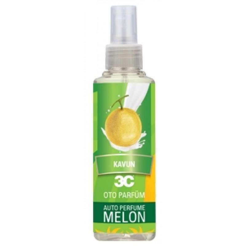 3C - Oto Parfüm Kavun 150 ml