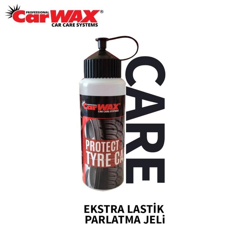 CARWAX - Protect Tyre Care - 500 ML - Ekstra Lastik Parlatma Jeli