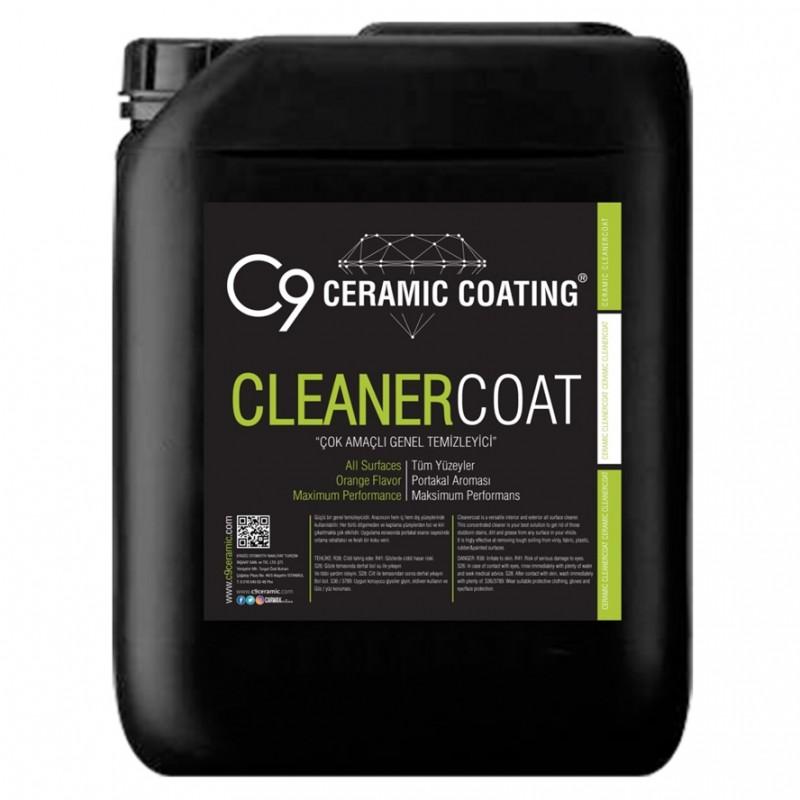 C9 - Cleaner Coat - Çok Amaçlı Genel Temizleyici - 20 KG