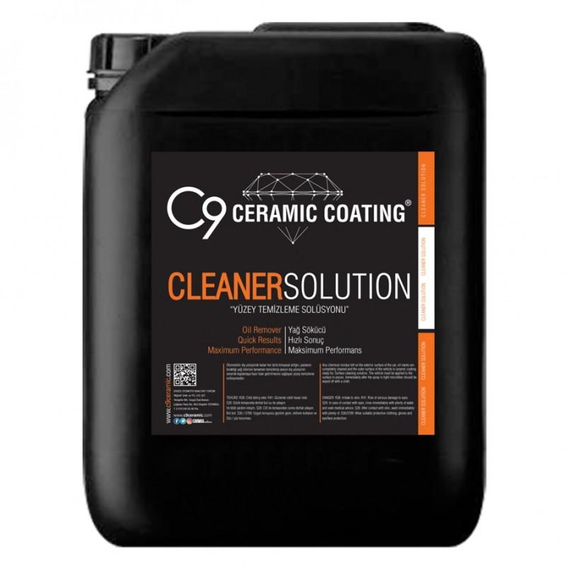 C9 - Cleaner Solution - Yüzey Temizleme Solüsyonu - 20 KG