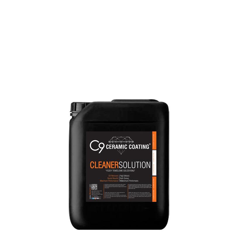 C9 - Cleaner Solution - Yüzey Temizleme Solüsyonu - 5 KG