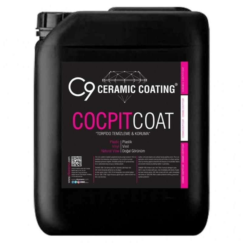 C9 - Cocpit Coat - Torpido Temizleme Koruma 20 KG