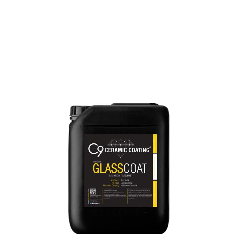 C9 - Glass Coat - Cam Yüzey Temizleme - 5 KG