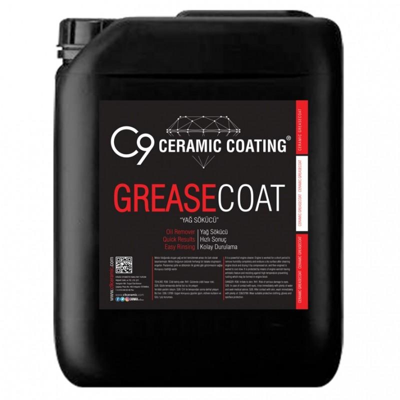 C9 - Grease Coat - Yağ Sökücü 20 KG