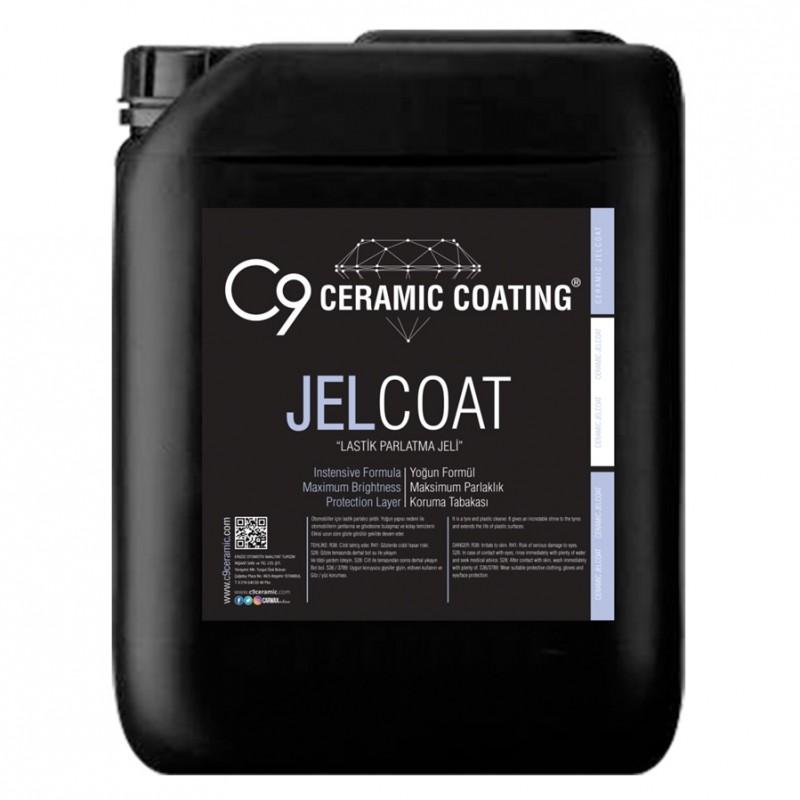 C9 - Jel Coat - Lastik Parlatma Jeli - 20 KG
