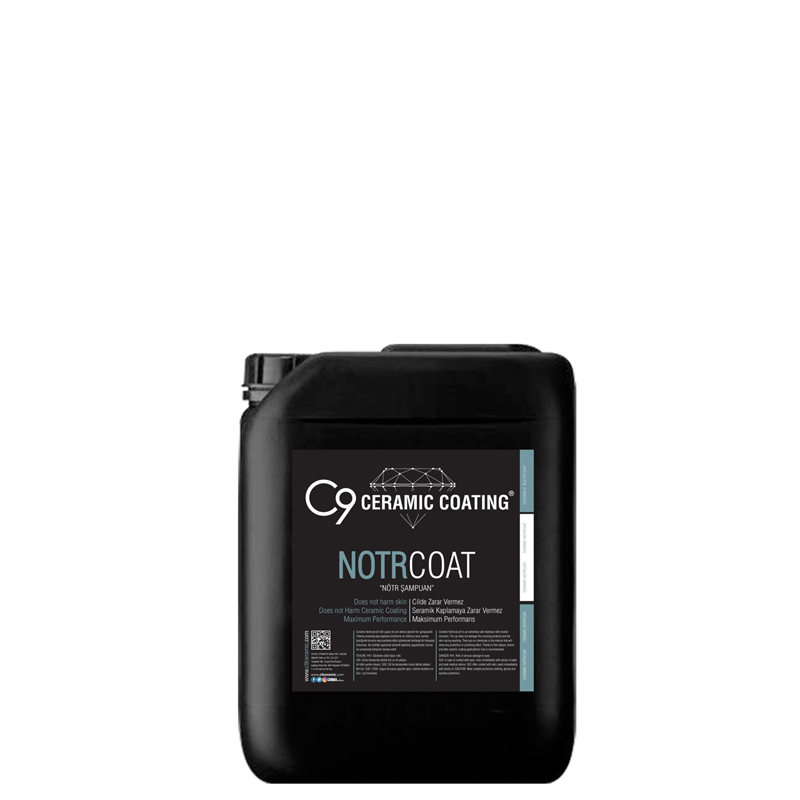 C9 - Notr Coat - Nötr Şampuan - 5 KG