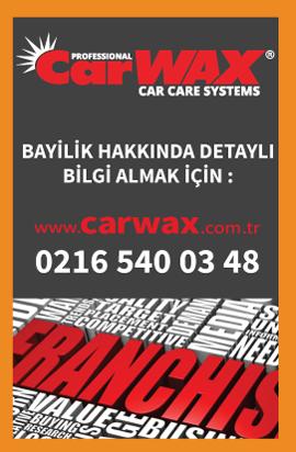 Carwax Bayilik