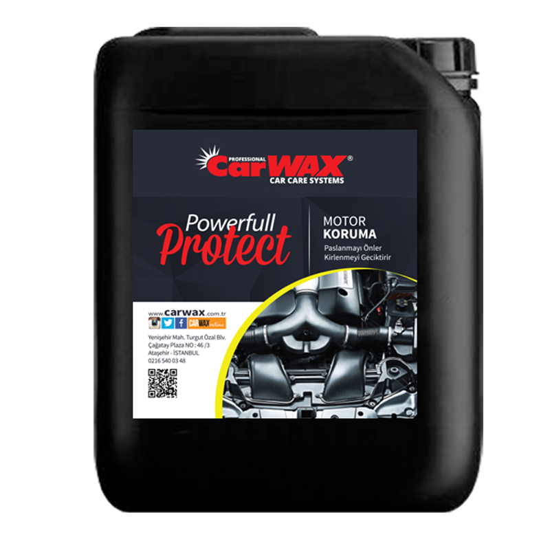 Powerfull Protect - Motor Koruma - 20 KG
