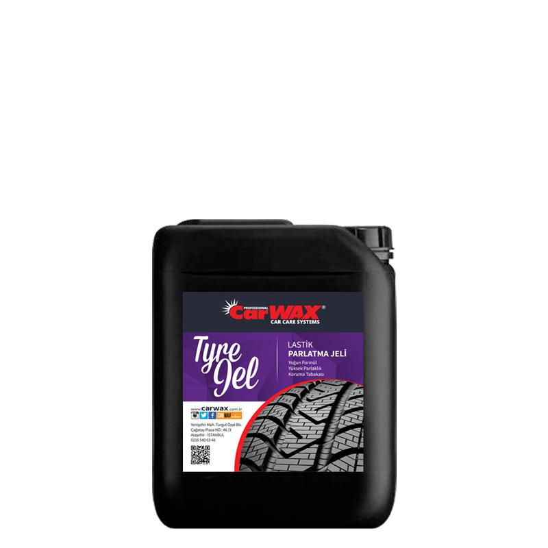 Tyre Jel - Lastik Parlatma Jeli - 5 KG