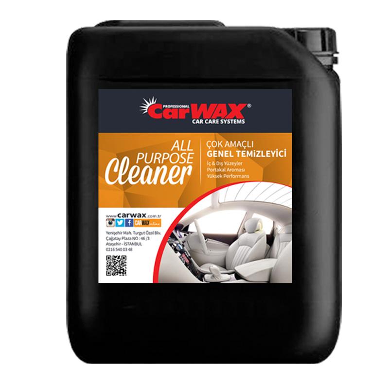 All Purpose Cleaner - Genel Temizleyici - 20 KG + Uygulama Süngeri Hediye