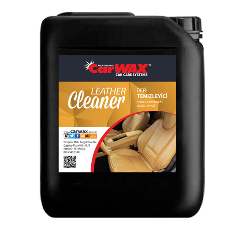Leather Cleaner - 20 KG