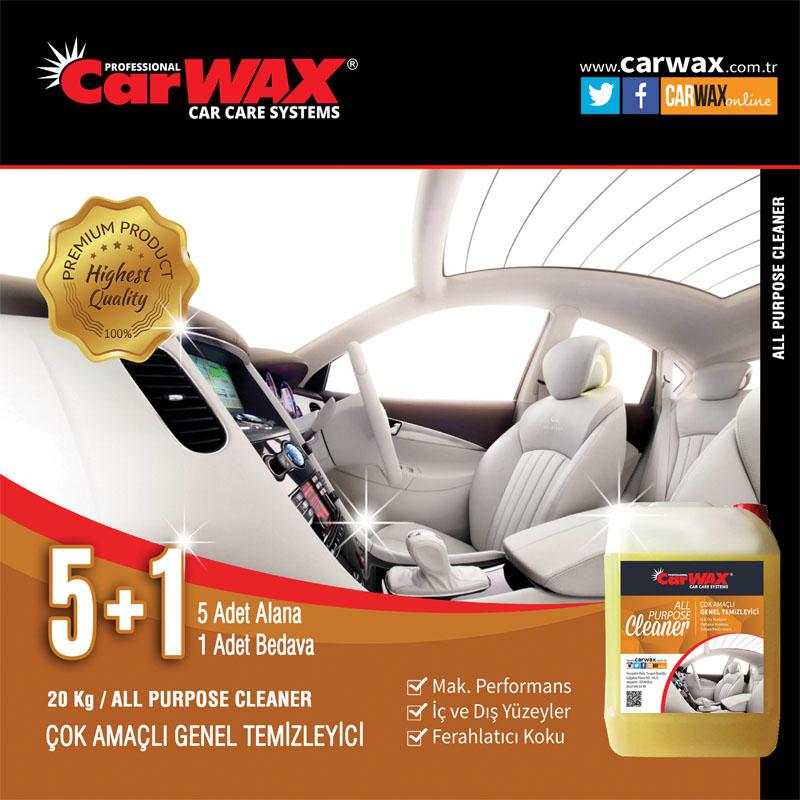 Carwax Fırsat 1