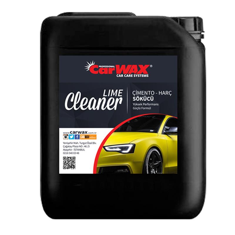 CARWAX - Lime Cleaner - Kireç Sökücü - 20 KG