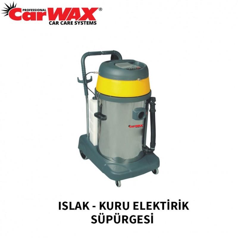 INDUSTRIAL TYPE WET DRY VACUUM CLEANER WD 603S (THREE ENGINE)