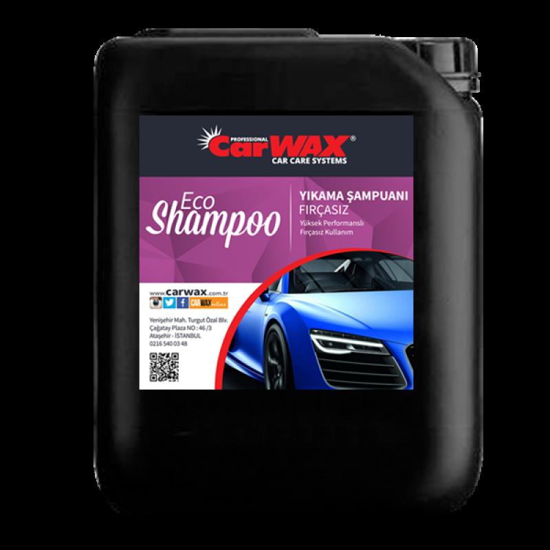 CARWAX - Eco Shampoo - Yıkama Şampuanı Fırçasız - 25 KG